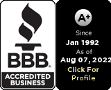 Advanced Air Conditioning & Heating is a BBB Accredited Air Conditioning Company in Bossier City, LA